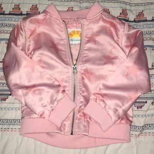 C & C California NWT star jacket 4t